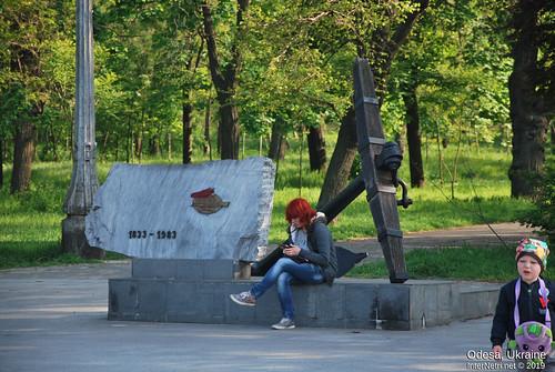 Парк Шевченка, Одеса, травень 2019 InterNetri Ukraine 307