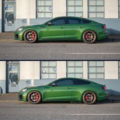 RS5 Coupe Concept (Rob Overcash Photography) Tags: audi sport rs5 sportback coupe b9rs5 b9s5 photoshop render conceptcar sonomagreen