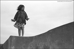The grace (Davide Rizzo) Tags: miranda nikon fm2n tmax 400 d76 film bonifacio child 11 grace