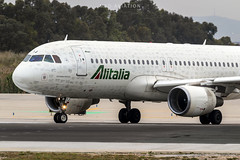 Airbus A320-216 EI-DTJ Alitalia (msd_aviation) Tags: airbus airbusa320 a320 a320200 a320216 airbuslovers italia alitalia bcn lebl barcelona elprat airport joseptarradellas aviation aviation4u aviationpics aviationphotos aviationfans aviationlovers aviationgeeks spotting spotters planespotting planespotters airplanes aircraft eidtj