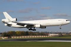 OH-LGC 200420131 (Tristar1011) Tags: ebbr bru brusselsairport nordicglobalairlines mcdonnelldouglas md11f md11 ohlgc finnair cargo freighter