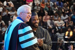 2018 commencement first ceremony 83 (College of the Mainland History) Tags: president com collegeofthemainland texascity 2010s 2018