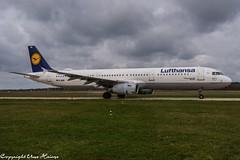 Lufthansa D-AISD (U. Heinze) Tags: aircraft airlines airways airplane planespotting plane nikon d610 nikon28300mm haj hannoverlangenhagenairporthaj eddv