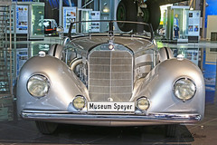 Mercedes-Benz 500K ~ 1936 ( Voiture / Car ) (Aero.passion DBC-1) Tags: technic musem speyer aeropassion dbc1 david biscove collection mercedesbenz 500k ~ 1936 voiture car