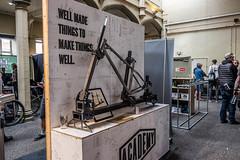 FUJI0120 (Omar.Shehata) Tags: bespoke cycle show 2019 bicycle handmade bristol bespoked