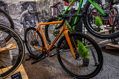 FUJI0040 (Omar.Shehata) Tags: bespoke cycle show 2019 bicycle handmade bristol bespoked