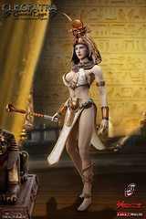 TBLeague-PHICEN PL2019-138 Cleopatra Queen of Egypt - 03 (Lord Dragon 龍王爺) Tags: 16scale 12inscale onesixthscale actionfigure doll hot toys phicen tbleague seamless
