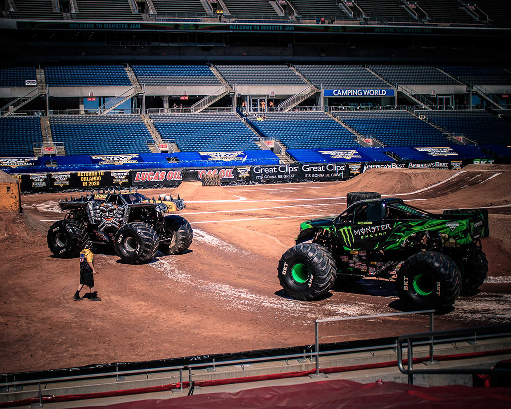 The World's newest photos of monsterjam - Flickr Hive Mind