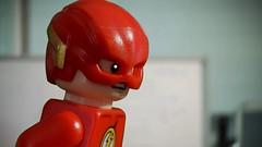 Ollins Labratories (Matthew Candey) Tags: flash lego superheroes cw hyper conduit ollins labratories reverse xs nora allen barry episode 21 supervillains