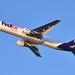 FedEx 767 N166FE at SFO