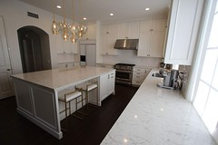 white cabinet kitchen (Aplus Interior Design & Remodeling) Tags: wood woodflooring whitecabinets woodcabinets woodfloor woodfloors remodel remodeling renovation residence residential reface