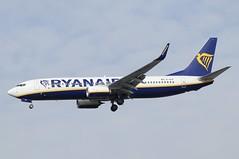 EI-GJF (LIAM J McMANUS - Manchester Airport Photostream) Tags: eigjf ryanair fr ryr boeing b737 b738 738 b73h 73h boeing737 boeing737800 egcc manchester man