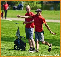 5741 (AJVaughn.com) Tags: ajvaughn ajvaughncom alan alanjv arizona azdgc artisticcreator james vaughn dutch open dutchopen 2019 erbergerbos rijswijk netherlands nederland pdga eurotour