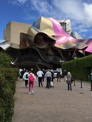 Ciudad del Vino # 2 (schreibtnix on'n off) Tags: reisen travelling europa europe spanien spain gebäude building frankogehry futuristisch futuristic ciudaddelvino olympuse5 schreibtnix