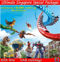 Singapore Special Packages!! (fabholidays) Tags: