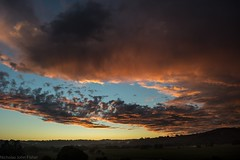 04/05/19 (dustaway) Tags: clouds cloudscape autumn wilsonsrivervalley northernrivers nsw australia sky sunsetclouds sunset sunlitclouds bexhill