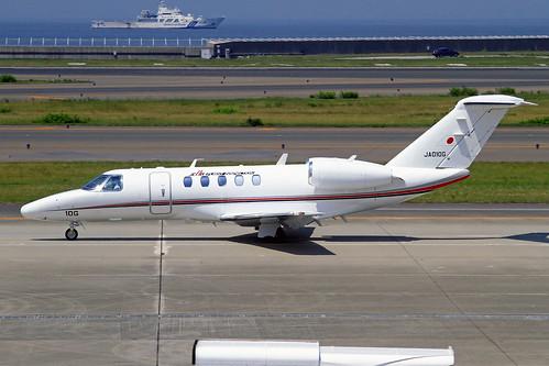 Ja010g Jcab Japan Civil Aviation Bureau Cessna 525c