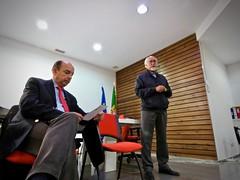 """Carlos Coelho no Fórum """"Fazer a Política"""" em Lisboa"""