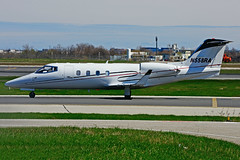 N558RA (Royal Air Charter) (Steelhead 2010) Tags: royalaircharter learjet lj55 biz yyz nreg n558ra