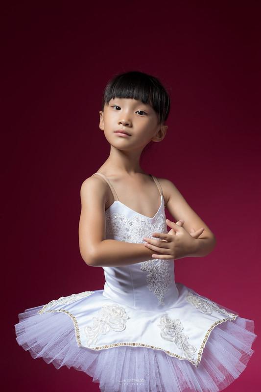 小女孩兒的芭蕾夢 | 台南舞蹈教室 迪迪舞蹈 | 兒童寫真 17