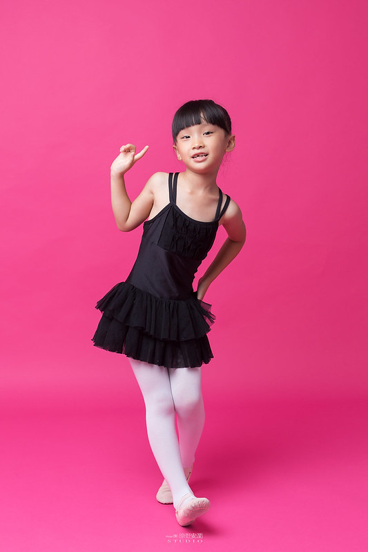 小女孩兒的芭蕾夢 | 台南舞蹈教室 迪迪舞蹈 | 兒童寫真 15