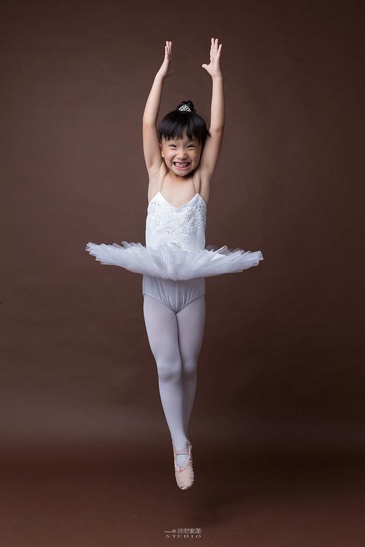 小女孩兒的芭蕾夢 | 台南舞蹈教室 迪迪舞蹈 | 兒童寫真 13