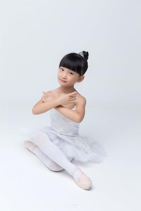 小女孩兒的芭蕾夢 | 台南舞蹈教室 迪迪舞蹈 | 兒童寫真 9