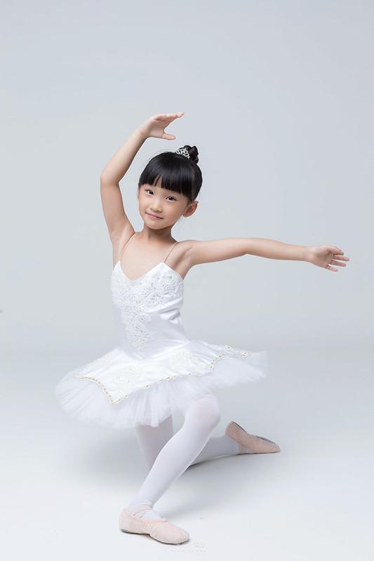 小女孩兒的芭蕾夢 | 台南舞蹈教室 迪迪舞蹈 | 兒童寫真 7