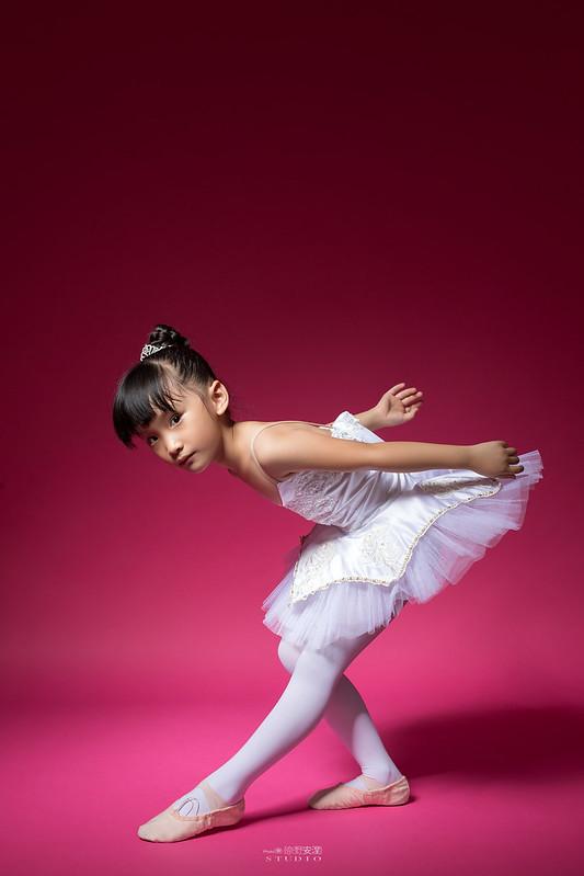 小女孩兒的芭蕾夢 | 台南舞蹈教室 迪迪舞蹈 | 兒童寫真 5