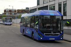 BV13 ZCY, Brunel Way, Slough, September 5th 2015 (Southsea_Matt) Tags: bv13zcy vsh69929 volvo 7900 firstberkshire september 2015 autumn canon 60d sigma 1850mm unitedkingdom england berkshire slough brunelway bus omnibus vehicle transport