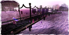 FF 2019 - Dragonspan Bridge_03 (Mondi Beaumont) Tags: fantasy faire 19 2019 11th ff rfl relayforlife relay for life fight cancer sim landscaping world building creativity sl secondlife second rp roleplay mesh friends builders sponsors supporters fans visitors guests dragonspan bridge fairewell fairelands goodbye david abbot zander greene elizabeth tinsley