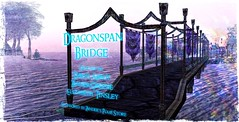 FF 2019 - Dragonspan Bridge_01 (Mondi Beaumont) Tags: fantasy faire 19 2019 11th ff rfl relayforlife relay for life fight cancer sim landscaping world building creativity sl secondlife second rp roleplay mesh friends builders sponsors supporters fans visitors guests dragonspan bridge fairewell fairelands goodbye david abbot zander greene elizabeth tinsley