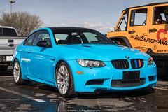 Sweet (Hunter J. G. Frim Photography) Tags: supercar colorado bmw m3 e92 coupe german blue v8 manual bmwm3 bmwm3e92
