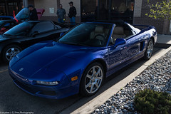 Classic (Hunter J. G. Frim Photography) Tags: supercar colorado acura honda nsx japanese v6 manual blue red black wing carbon coupe hondansx acuransx