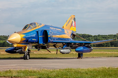 McDonnell Douglas F-4F Phantom II Luftwaffe@Luchtmachtdagen 2013 Volkel (WP_RAW) Tags: f4f phantom luchtmachtdagen volkel days force air dutch