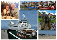 Nordsee- Collage