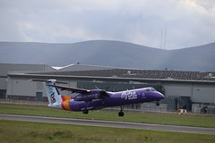 Flybe G-JECY BHD 09/05/19 (ethana23) Tags: planes aviation airplane aeroplane avgeek aircraft flybe bombardier dash8 q400