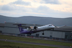 Flybe G-JECP BHD 09/05/19 (ethana23) Tags: planes aviation airplane aeroplane avgeek aircraft flybe bombardier dash8 q400