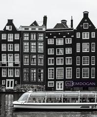 AMSTERDAM (01dgn) Tags: amsterdam holland hollanda niederlande netherlands travel bw city streetphotography noordholland europa europe avrupa