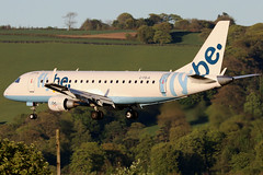 G-FBJA_18 (GH@BHD) Tags: gfbja embraer erj erj175 be bee flybe bhd egac belfastcityairport aircraft aviation airliner regionaljet