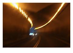 Leaving China Bar Tunnel (Robert Drozda) Tags: britishcolumbia canada chinabartunnel transcanadahighway highway1 oldcaribooroad tunnel road car ttw fbxtopdx2018 drozda