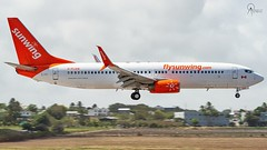 Sunwing | C-FLSW | Boeing 737-8HX(SSWL) | BGI (Terris Scott Photography) Tags: aircraft airplane jet aviation plane spotting nikon d750 travel barbados jetliner sunwing airlines boeing 737 tamron 70200mm f28 di vc usd g2 charter
