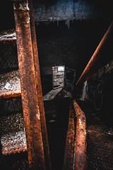 (Jeffrey Stroup) Tags: exploring trespassing urbex urbanexploration canon abandoned decay ruins forgotten stairs factory cleveland