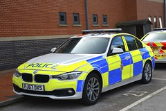 FJ67 DXS (S11 AUN) Tags: derbyshire police bmw 330d xdrive 3series saloon anpr traffic car roads policing unit rpu motor patrols 999 emergency vehicle fj67dxs