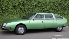 Citroën CX 2000 Super (XBXG) Tags: 1vrx751 citroën cx 2000 super citroëncx green vert citromobile 2019 citro mobile carshow expo haarlemmermeer stelling vijfhuizen nederland holland netherlands paysbas vintage old classic french car auto automobile voiture ancienne française france frankrijk vehicle outdoor