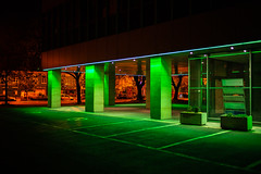 Spaced (Michael Goldrei (microsketch)) Tags: 35 leicam color eu spaced street long lines mai darkness leading 35mm orange colour lights photos summer nighthawks leica hopper st exposure slovakia colourful slovak trees late may green columns photo night illuminated mp building 19 photographer leicacamera european asph time spacing 14 dark mp240 dusk 2019 photography after colorful leicamtyp240 typ summilux 240 bratislava leicalovers nighttime europe sommer typ240