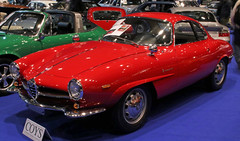 Giulia Sprint Speciale (Schwanzus_Longus) Tags: techno classica essen german germany old classic vintage car vehicleitaly italian alfa romeo giulia sprint speciale ss