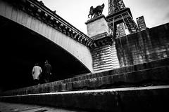 Paris (tomabenz) Tags: noiretblanc tour eiffel street noir et blanc streetshot bw sony a7 photography urban mono monochrome paris a7rm2 bnw urbanexplorer zeiss human geometry black white europe streetview people toureiffel blackandwhite humaningeometry sonya7rm2 sonya7 streetphotography