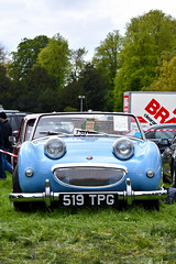Austin Healey Sprite, Steam Rally, May 2019 (nathanlawrence785) Tags: northern ireland uk ni ulster spring summer goose birds wildlife antrim carrickfergus boats harbour family dogs cars