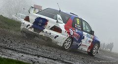 Marián Kekeňák - Dušan Kekeňák (Martin Hlinka Photography) Tags: 46 rally tatry 2019 motorsport sport action canon eos 60d marián kekeňák dušan mitsubishi lancer evo ix 70200mm f28 l usm